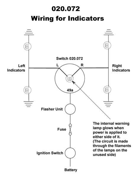 3 pin flasher unit wiring diagram wiring diagram and