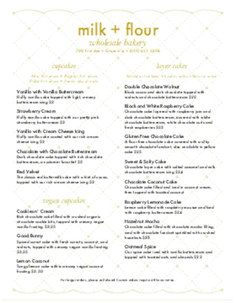 create your own menu menu templates musthavemenus 103