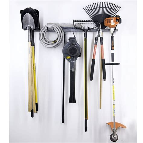 Shovel And Rake Storage Rack by Amazing Garden Tool Storage Rack 5 New Yard Tool Garage