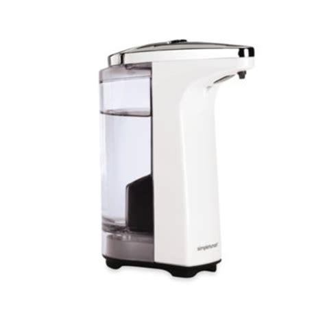 Simplehuman Shower Soap Dispenser by Buy Simplehuman Soap Dispenser From Bed Bath Beyond