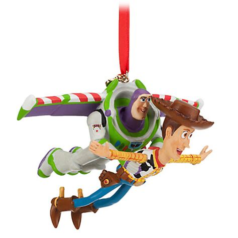 disney authentic toy story christmas ornament buzz