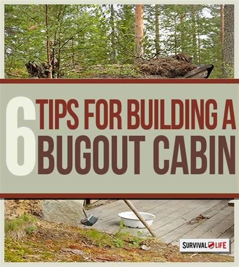How To Build A Survival Cabin by Bug Out Cabin Tips How To Build The Ultimate Survival