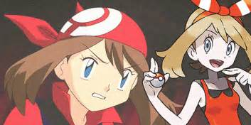 Pokemon gif may brendan swampert oras hoennshipping pokeani maygif