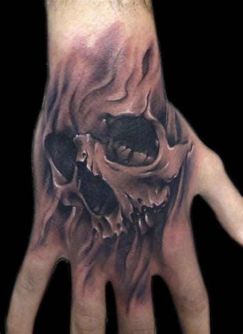 119 badass skull tattoos and designs