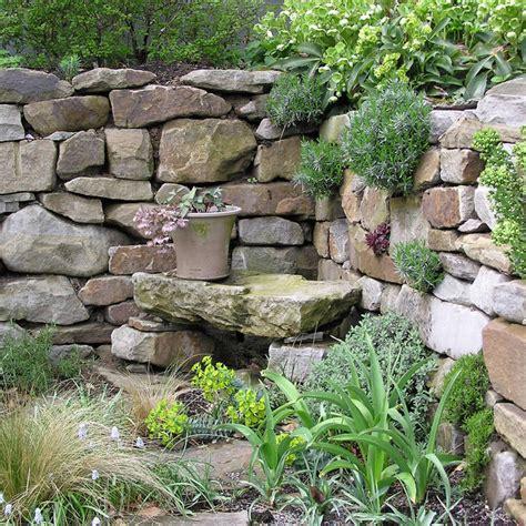 natursteinmauern mein sch 246 ner garten