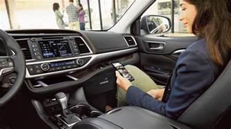 Toyota Highlander Interior Photos 2017 Toyota Highlander Interior Lightbox
