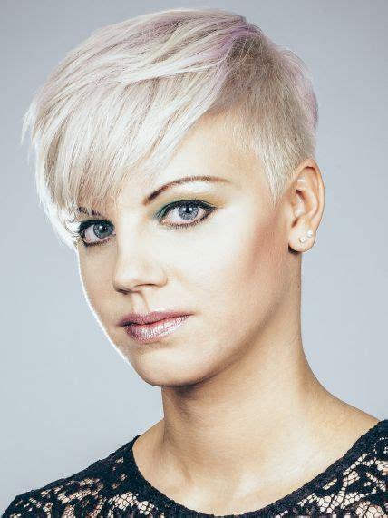 Kurze Haarfrisuren by Trend Frisuren 2016 Bilder Kurzhaarfrisuren