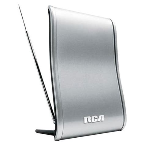 rca ant585 universal indoor vhf uhf fm tv antenna ant585 from solid signal