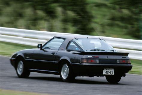 mazda sa mazda savanna rx 7 turbo sa 1983 85