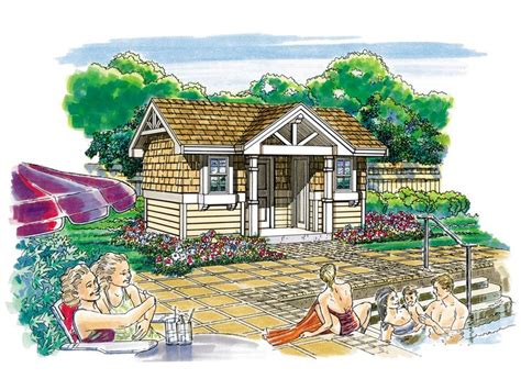 planning and drawing poolside cabana architecture design 9 best gazebo poolhouse plans images on pinterest