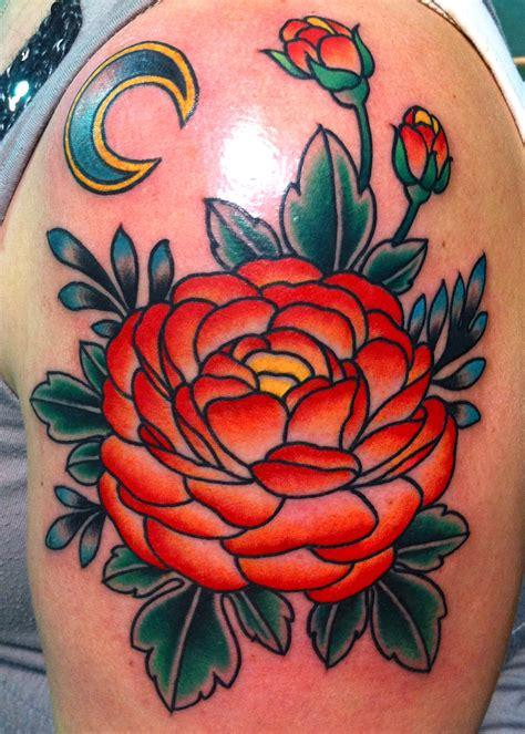buttercup flower tattoo ranunculus tattoos by virginia elwood