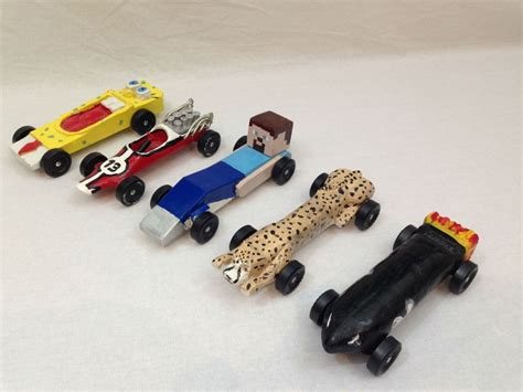 Cool Small Kitchen Designs by Awesome Pinewood Derby Cars