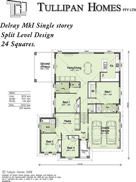 upslope house designs delray mki split level upslope design 24 square home