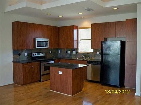 l shape kitchen decorating design using red cherry wood l shaped small kitchen counters nice home design