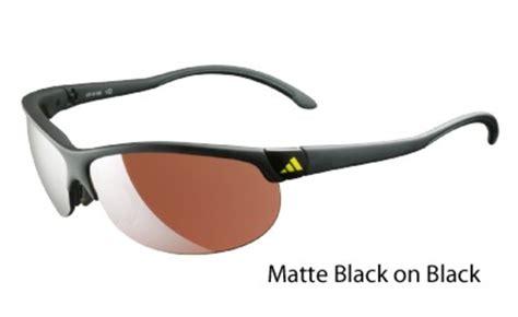 buy adidas eyewear a171s adizero semi rimless half frame