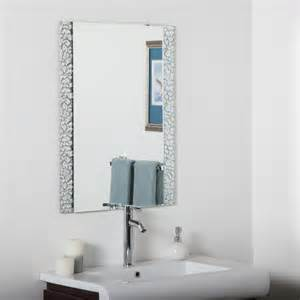Bathroom Mirror Decor Decor Vanity Bathroom Mirror Reviews Wayfair