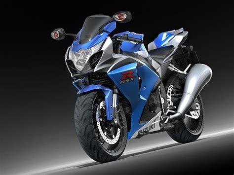 Suzuki Gsx 1000rr Suzuki Gsxr Gsx R 3d Model