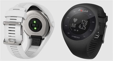 Polar M200 polar m200 adds optical rate monitoring to the gps running mix