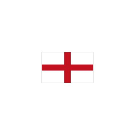 bunting rubber st st george cross bunting 3 metres