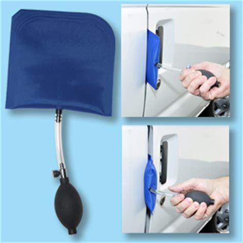 air bladder for opening car door air wedge pillow air wedge lock out tool wedge air
