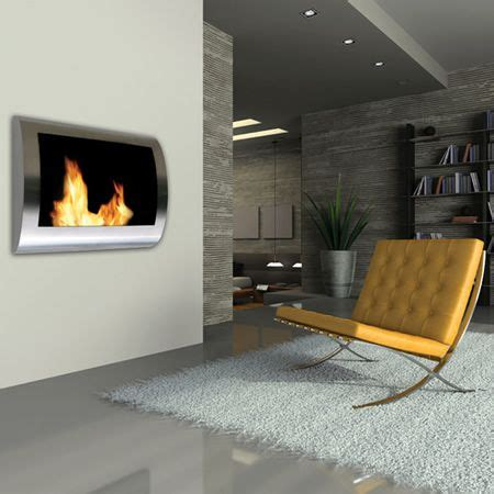 Chelsea Anywhere Fireplace by 1000 Ideas About Wall Mounted Fireplace On