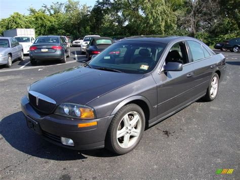 Gray Ls by 2000 Midnight Grey Metallic Lincoln Ls V8 18840824