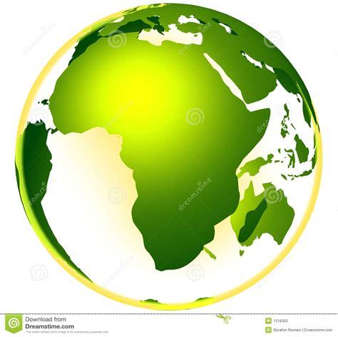 la verde globo verde de la vida foto de archivo imagen 1516350