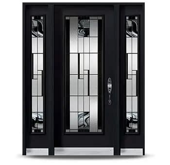 material  exterior doors