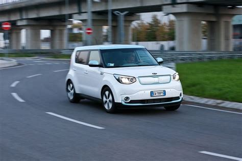 Kia Eco Kia Soul Eco Electric A Emissioni Zero A Disposizione