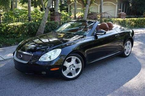 used lexus sc430 for sale in florida lexus sc 430 for sale in florida carsforsale