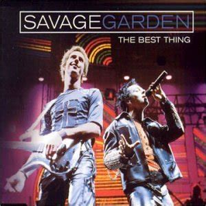 Cd Zorv Album Savage savage garden best thing