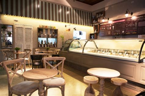 Design Cafe Ice Cream | afogto caf 233 ice cream parlour by dana shaked beer sheva