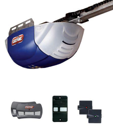 Genie Garage Door Opener For Sale Black Friday Genie 2022 2tx Chainlift 800 1 2 Dc Chain Garage Door Opener With 2 3 Button