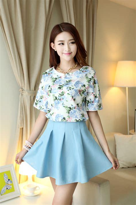 dress wanita d1140 setelan dress motif bunga d1140 moro fashion