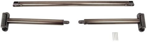 rv curtain rods stromberg carlson extend a shower shower curtain rod for
