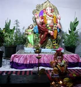free beautiful photos collection ganesh chaturthi 2012