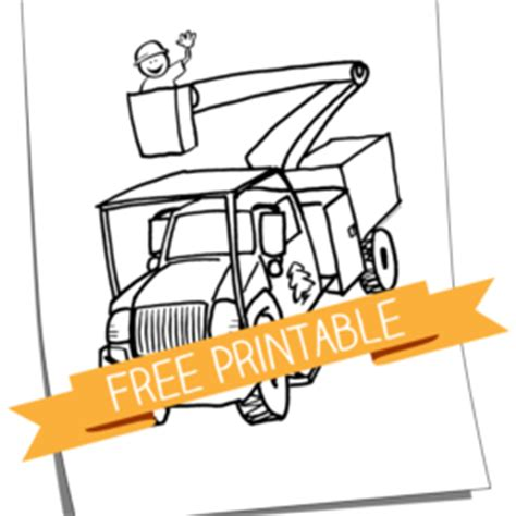 coloring pages bucket truck bucket truck coloring page archives mente beta most