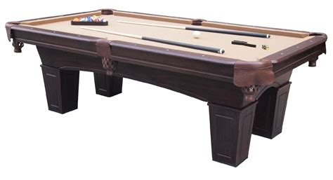 md sports crestmont 8 ft billiard table w bonus sears
