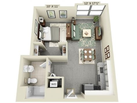studio apartment plan studio apartment floor plans