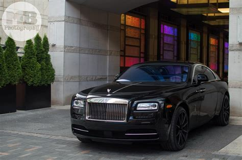 drake cars drake s black on black rolls royce wraith gtspirit