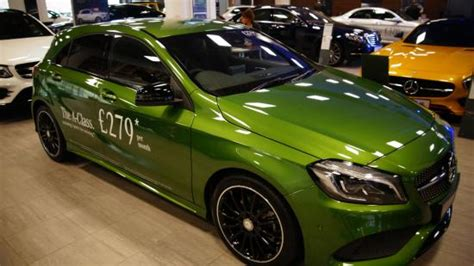 green mercedes a class a class amg in albeit green picture of mercedes