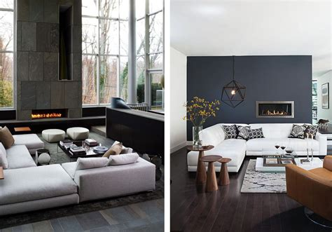 modern contemporary decor design 101 modern vs contemporary style