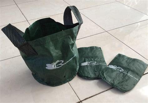 Planterbag 20 Liter Hijau jual planter bag