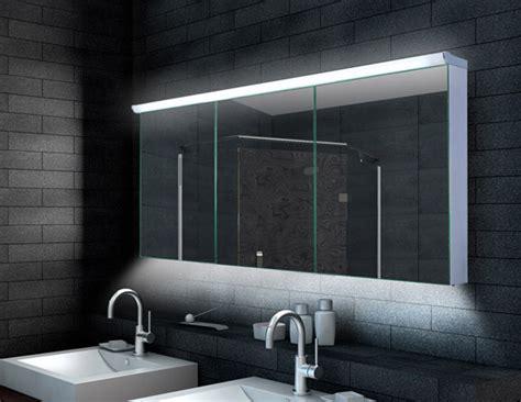 Led Beleuchtung Shop by Www Aqua De Design Alu Spiegelschrank Led