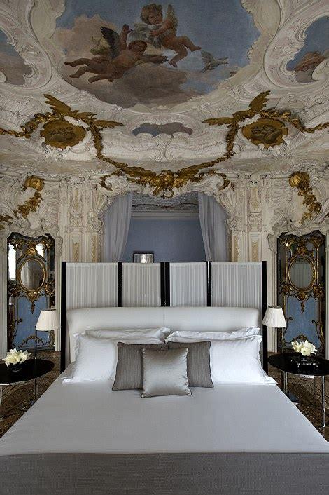 behind bedroom doors watch online mailonline travel is woken by angels in venice hotel george and amal clooney used