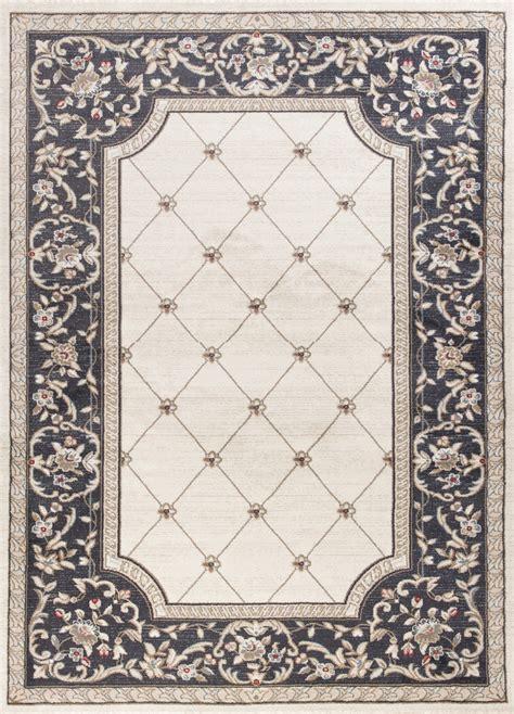 avalon area rugs kas avalon 5614 ivory grey courtyard area rug