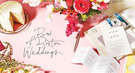 Best of Boston Weddings 2017