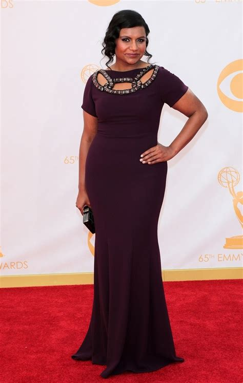 mindy kaling emmy mindy kaling picture 40 65th annual primetime emmy