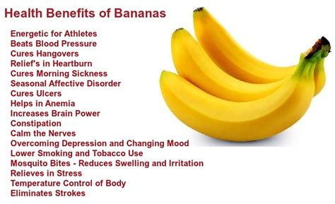 Banana Medicinal And Cosmetic Value by Health Benefit Of Banana