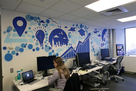 Design House Decor Facebook by New York Facebook Office Graffiti Art Graffiti Usa
